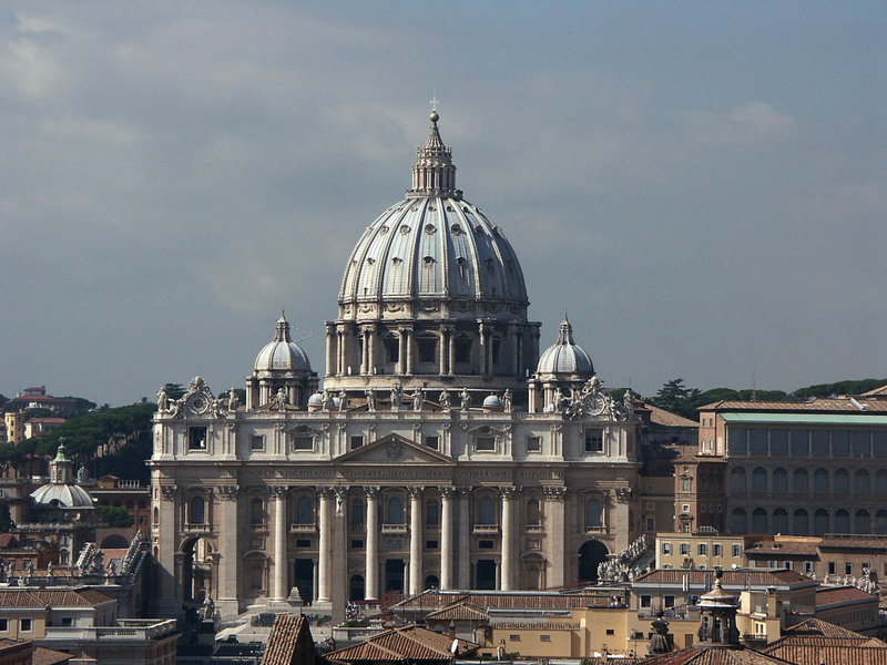 St Peters Basilica http://www.gladdemusic.com/musings/vol9.htm
